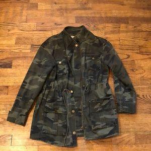 41 Hawthorn Camo Utility Jacket